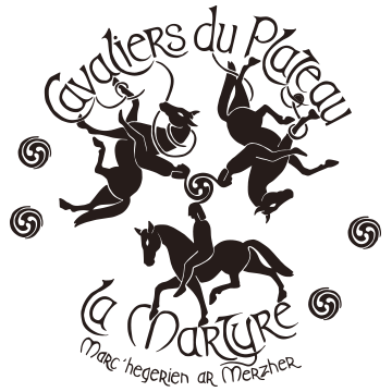 Logo des Cavaliers du Plateau